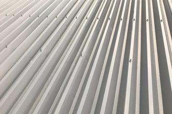 折板塗替えの施工後画像