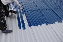 スーレート塗替えの施工前画像