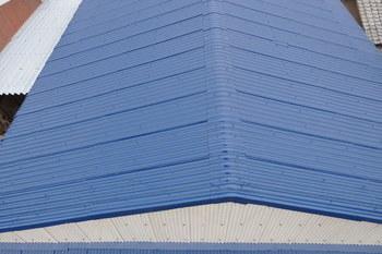 スーレート塗替えの施工後画像