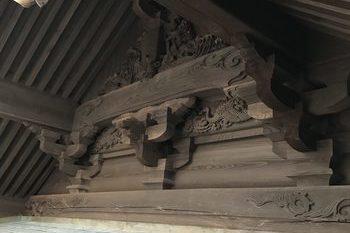 久留米市 外部木部塗装工事の施工後画像