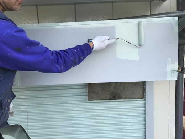 久留米市田主丸町S様 屋根、外壁、シャッター塗装