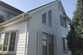 久留米市田主丸町N様邸  外壁塗装、屋根塗装の施工前画像