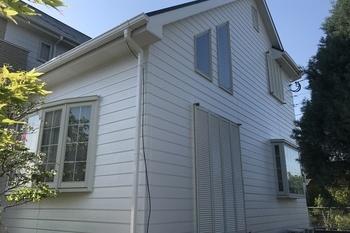 久留米市田主丸町N様邸  外壁塗装、屋根塗装の施工後画像