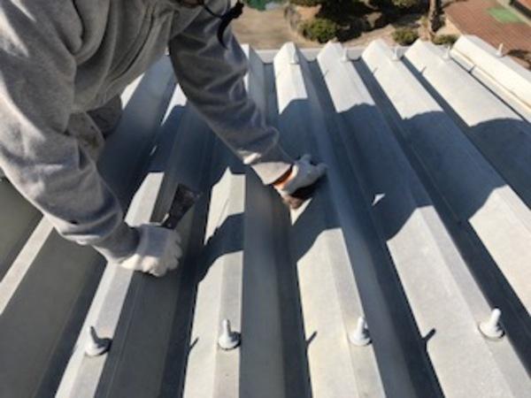 久留米市田主丸町 S様邸 外壁、折板屋根塗装