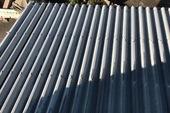 久留米市田主丸町 S様邸 外壁塗装、折板屋根塗装
