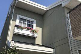 福岡県福津市 M様邸 外壁塗装、屋根塗装の施工前画像
