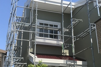 福岡県福津市 M様邸 外壁塗装、屋根塗装の施工後画像