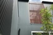 八女市 A様邸外部木部塗装