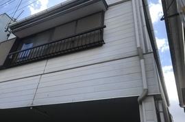 久留米市田主丸町 A様邸外壁塗装の施工前画像