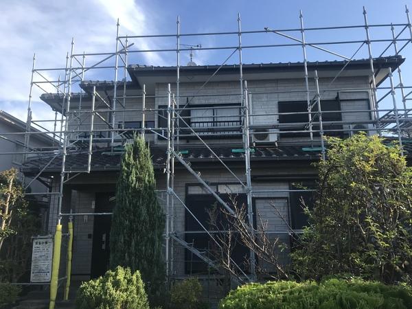 久留米市北野町 Y様邸外壁塗装