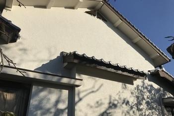 久留米市田主丸町 T様邸部分塗装の施工後画像