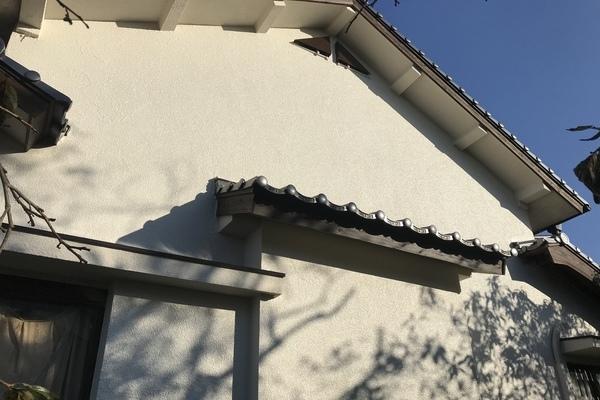 久留米市田主丸町 T様邸部分塗装