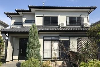 久留米市北野町 Y様邸 外壁塗装の施工後画像