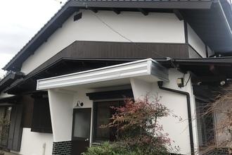 久留米市K様邸 外壁塗装、木部塗装