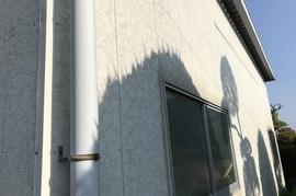 久留米市T様 倉庫外壁塗装の施工前画像