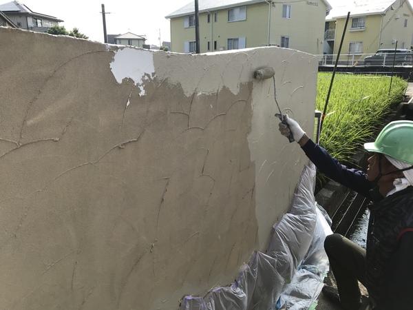 久留米市合川町 S様邸外壁塗装