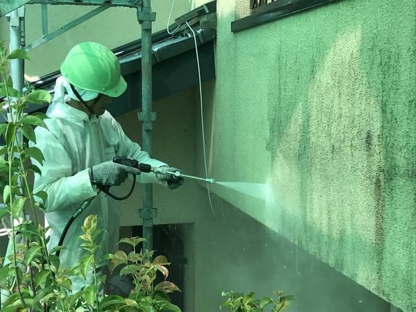 筑前町 K様邸外壁塗装