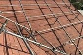 久留米市三潴町 H様邸屋根塗装