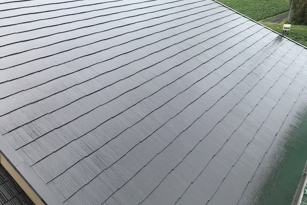 筑前町 M様邸屋根塗装
