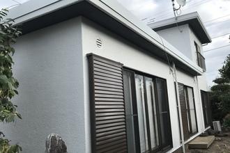 久留米市田主丸町 M様邸外壁塗装