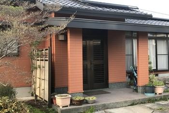久留米市T様邸 外壁塗装の施工後画像