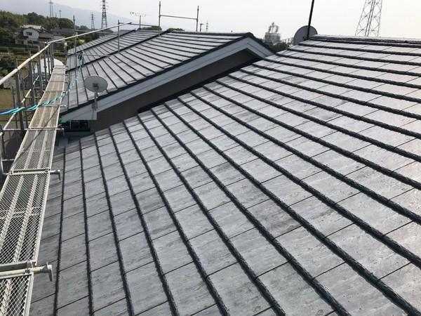 朝倉市外壁塗装、屋根塗装(アパート塗装)