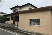 久留米市B様邸、外壁塗装、折板屋根塗装