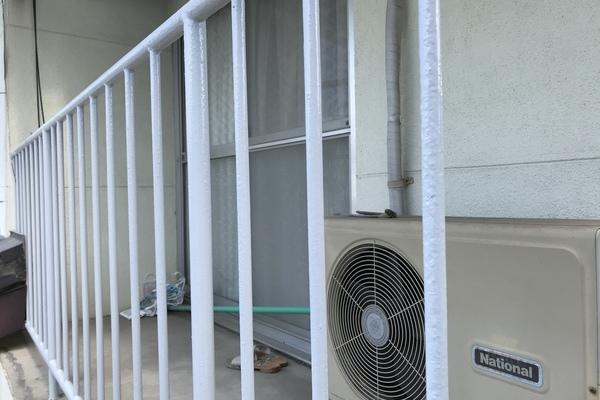 大分県日田市 T様邸、塗装工事、部分塗装