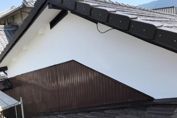 久留米市田主丸町A様邸、外壁塗装