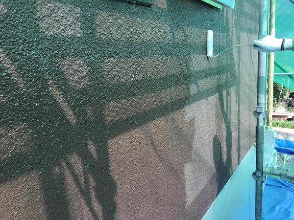 久留米市 T様邸、外壁塗装