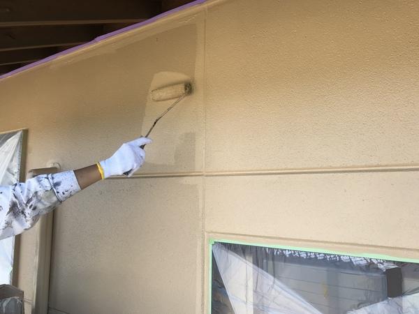 うきは市浮羽町E様邸 外壁塗装
